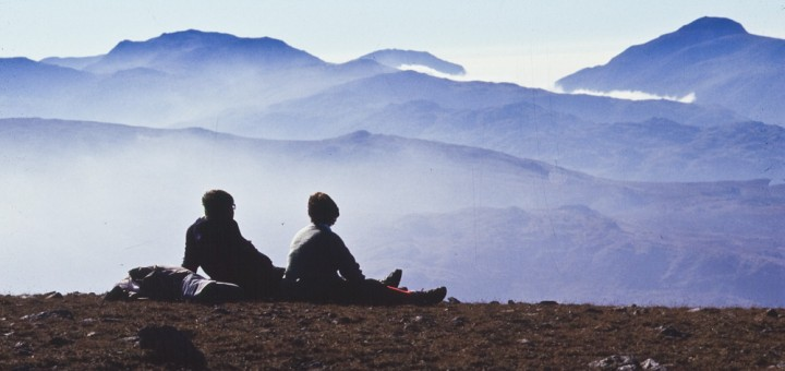 Sharing Jesus image for story 'Life on the Summit'